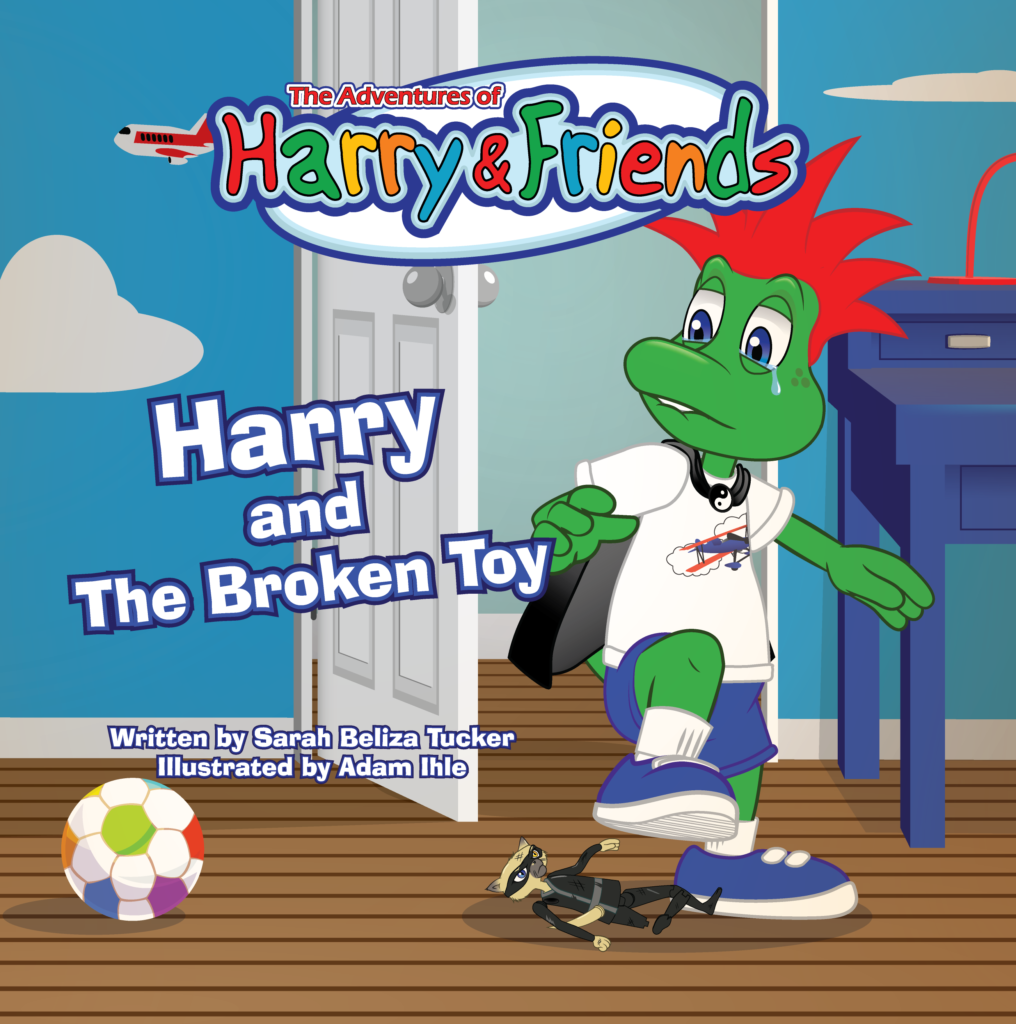 Harry and The Broken Toy